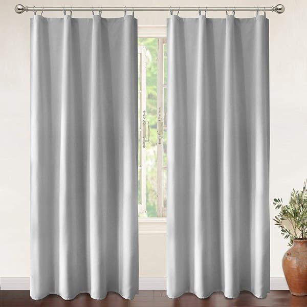 Driftaway Insulated Blackout Curtain Liner For Grommet