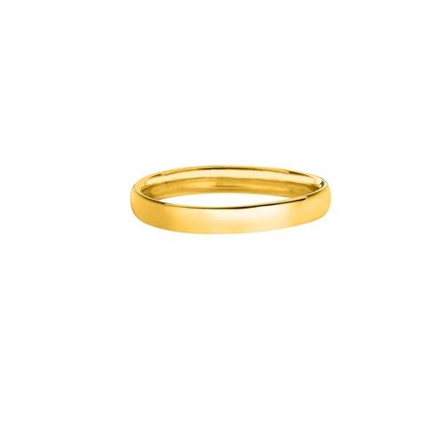 Karat Rushs 14kt Gold Wedding Band Ring