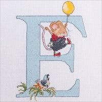 """Seraphina Counted Cross Stitch Kit 6""""X4"""""""