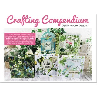 Debbi Moore Crafting Compendium Cardmaking Kit