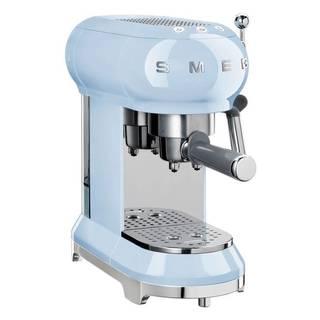 SMEG USA Espresso Machine Pastel Blue