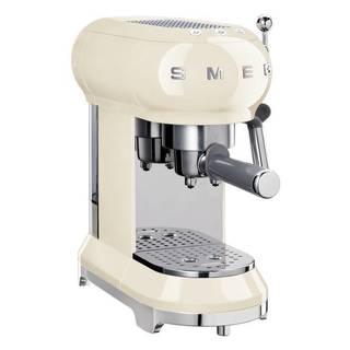 SMEG USA Espresso Machine Cream