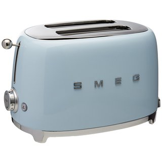 SMEG USA 2 Slice Toaster Pastel Blue