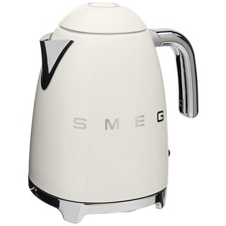 SMEG USA 1.7-Liter Electric Kettle Cream