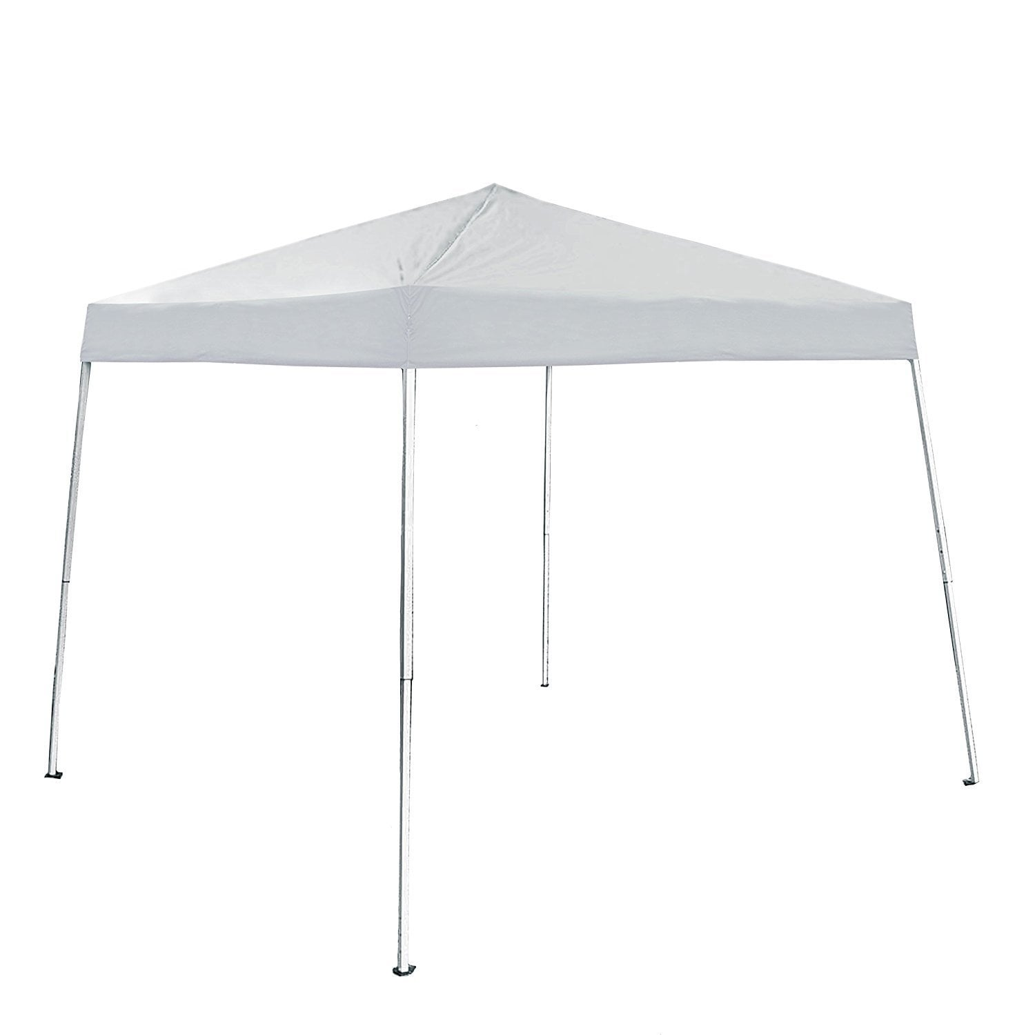 Aleko 8x8 Ft Foldable Outdoor Events Picnic Party White G...