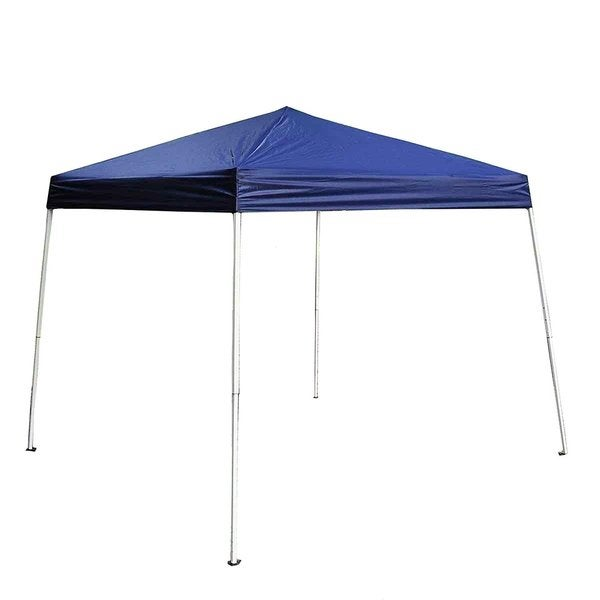 ALEKO 8'x8' Iron Foldable Outdoor Events Picnic Party Gazebo Canopy