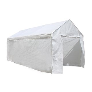 ALEKO 10 X 20 ft Carport Kit Gazebo Party Tent with Removable Walls