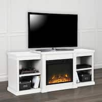 Avenue Greene Anderson Electric Fireplace TV Stand for TVs up to 70 inches wide
