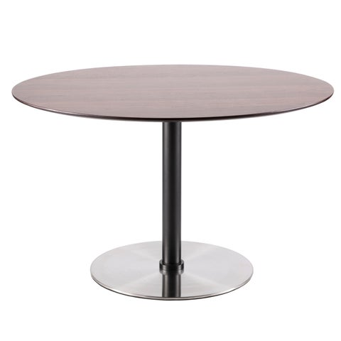 Dillon Mid-Century Modern Dining Table by LumiSource - Walnut
