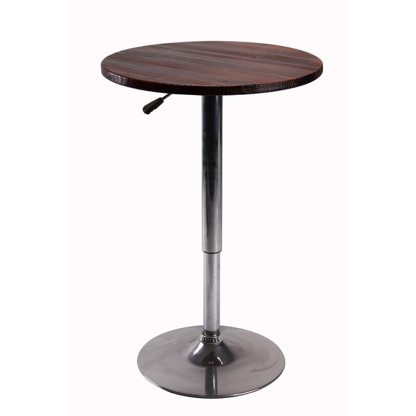 Shop Furniture Direct: Shop Vogue Furniture Direct Height Adjustable Bar Table