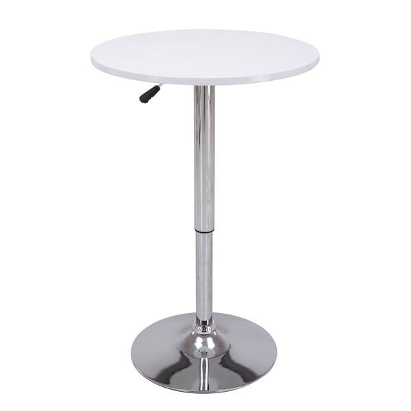 Shop Vogue Furniture Direct Height Adjustable Bar Table