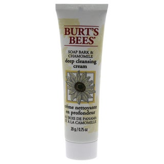 Burt's Bees Soap Bark & Chamomile 0.75-ounce Deep Cleansing Cream