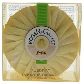 Roger & Gallet Cedrat 3.5-ounce Bar Soap