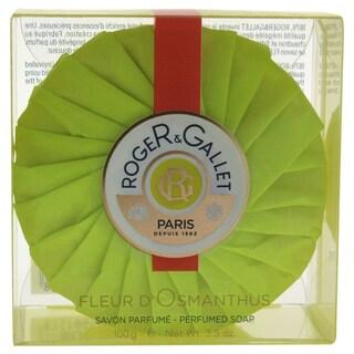 Roger & Gallet Fleur D'Osmanthus 3.5-ounce Bar Soap