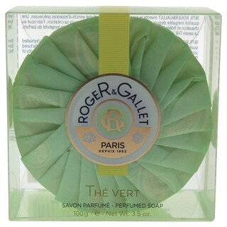 Roger & Gallet The Vert Perfumed 3.5-ounce Bar Soap