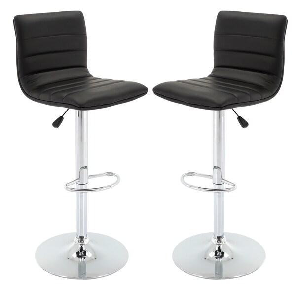 Shop Vogue Furniture Direct Adjustable Leather Barstool