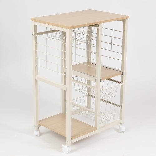 Rolling Kitchen Island Cart Free Shipping Today 19209701