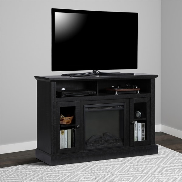 Avenue Greene Garnett Electric Fireplace TV Console for TVs up to 50 inches