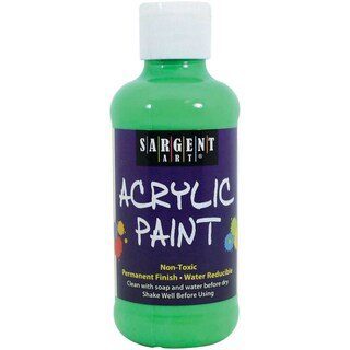 Fluorescent Acrylic Paint 8oz