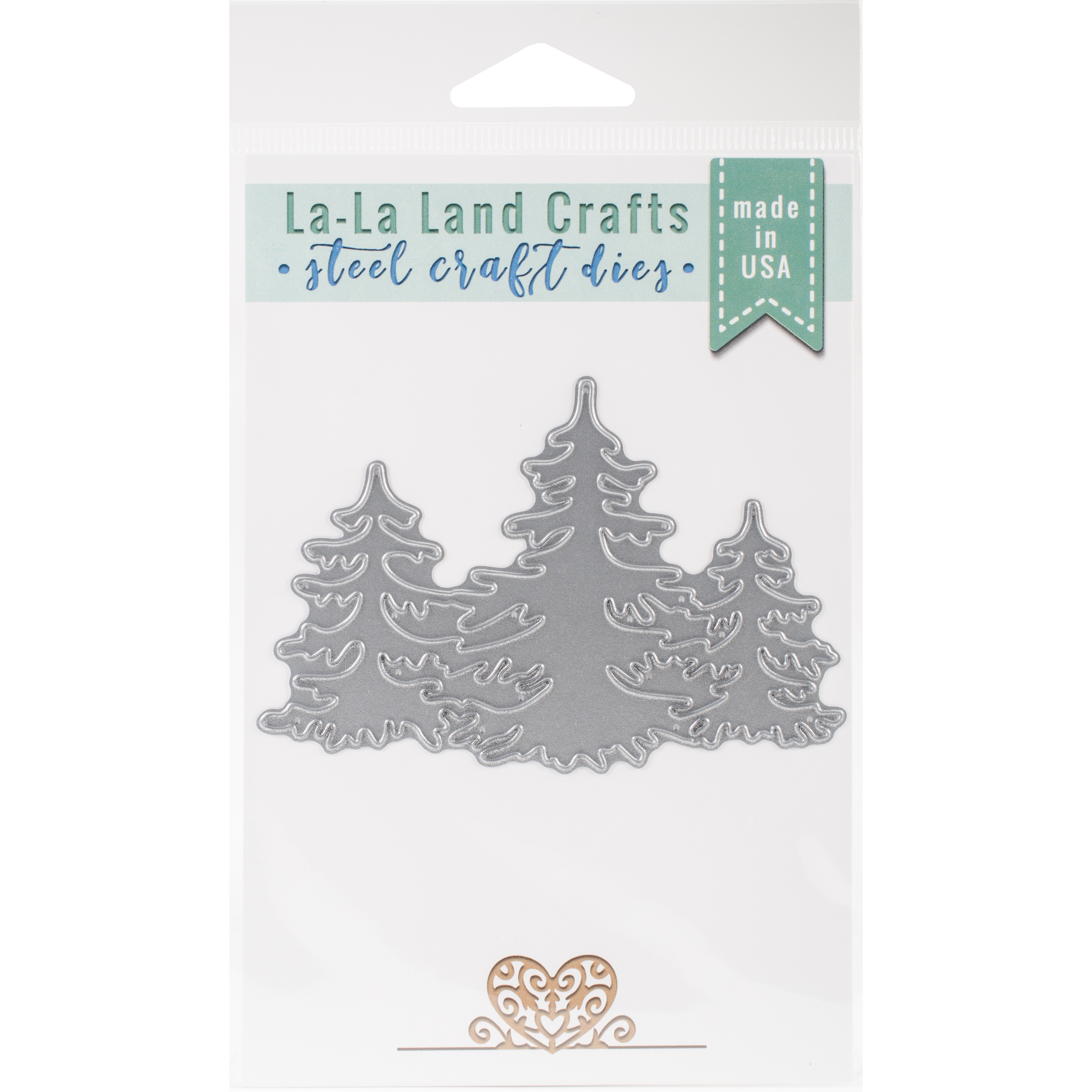 La-La Land Crafts La-La Land Die (Three Christmas Trees),...