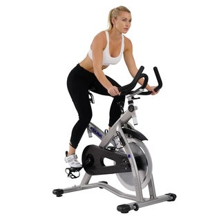 ASUNA Sabre Magnetic Commercial Indoor Cycling Bike - Silver