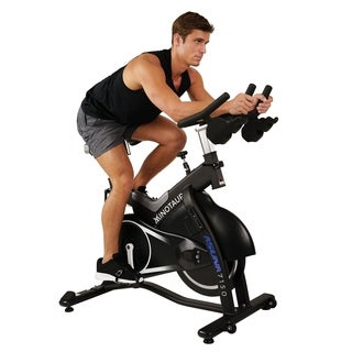 ASUNA Minotaur Magnetic Commercial Indoor Cycling Bike - Black