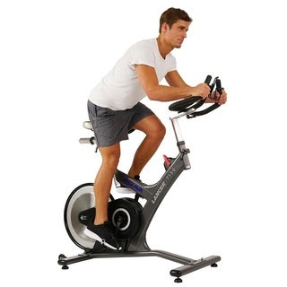 ASUNA Lancer Rear Drive Magnetic Commercial Indoor Cycling Bike - Silver