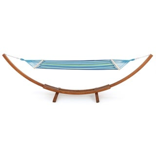 Link to Grand Cayman Hammock Fabric (Only) by Christopher Knight Home Similar Items in Hammocks & Swings
