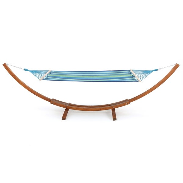 Grand Cayman Hammock Fabric (Only) by Christopher Knight Home. Opens flyout.
