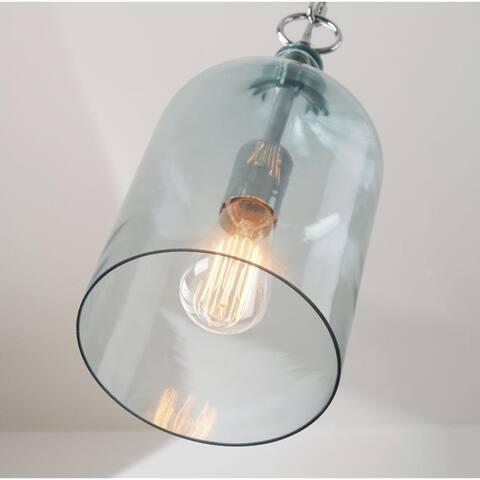 Strick & Bolton Levine Chrome 1-light Mini Pendant
