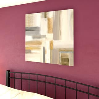 Carson Carrington Fields I' Premium Gallery Wrapped Canvas Wall Art (Multiple Sizes Available)