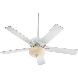 "Rothman 52"" Transitional Ceiling Fan with Bowl Light Kit"