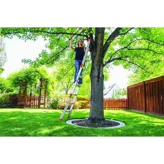 Little Giant Velocity Model 13 Multi-use Ladder Type 1A 300 Lbs. Rated