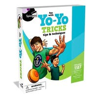 SpiceBox Fun WIth Yo-Yo Tricks Kit