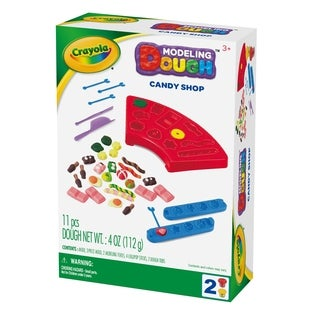 Crayola Candy Shop Modeling Dough Kit