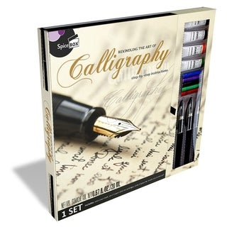 SpiceBox Master Class Calligraphy Kit