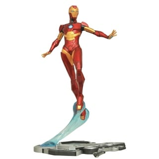 Diamond Select Toys Marvel Gallery Ironheart PVC Figure