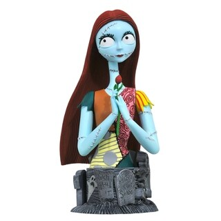 Diamond Select Toys Nigtmare Before Christmas Sally Resin Bust