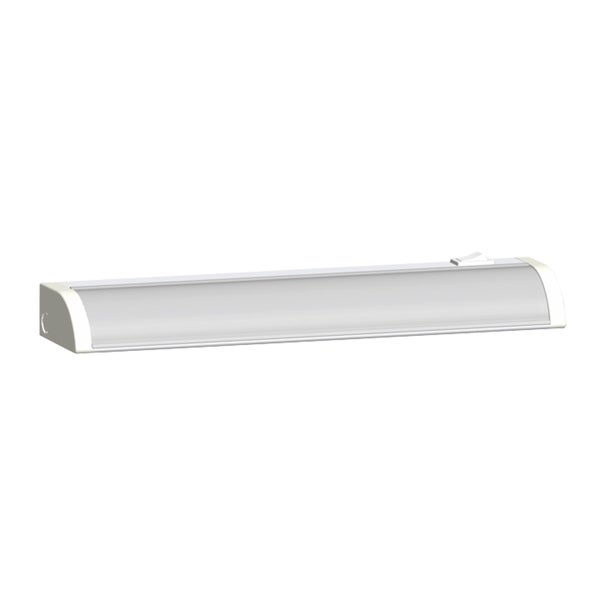 "HomeSelects Builderselects Interior 11"" LED Under Cabinet Light - White"