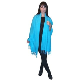 Dolores Piscotta Cashmere & Silk Wrap