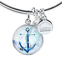 Alex and Ani Anchor Bracelet