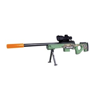 NKOK RealTree® Bolt Action Soft Dart Rifle w/ 12 Soft Darts