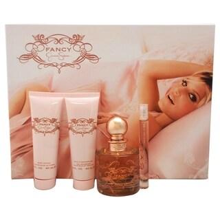 Jessica Simpson Fancy Women's 4-piece Gift Set