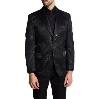 Slim-Fit Men's Mesh Jacket