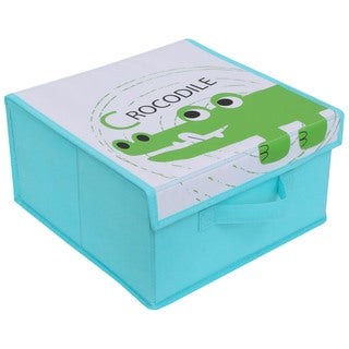 Redmon Home Kids Safari Crocodile Treasure Box