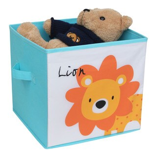 Redmon Home Kids Safari Lion Box