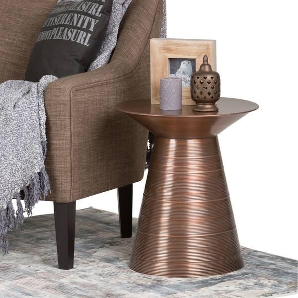 Swell Shop Wyndenhall Bernhardt Contemporary 18 Inch Wide Metal Theyellowbook Wood Chair Design Ideas Theyellowbookinfo