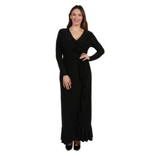 24/7 Comfort Apparel Helena Plus Size Dress