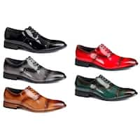 UV Signature Men's Cap Toe Oxfords