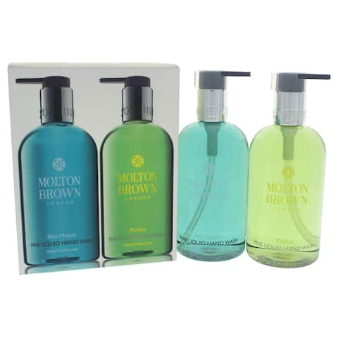 Molton Brown Blue Maquis & Puritas Hand Wash Set